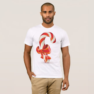 Candycane Mens T-Shirt