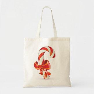 Candycane Tote Bag