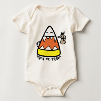 candyCORN Baby Bodysuit