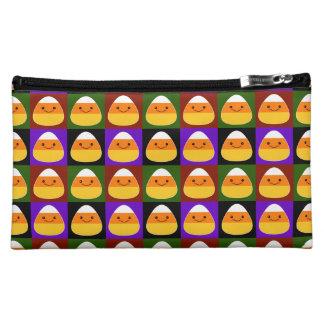 Candycorn Makeup Bags