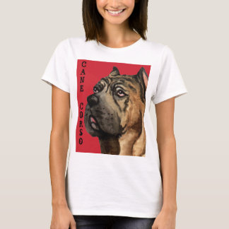 Cane Corso Color Block T-Shirt
