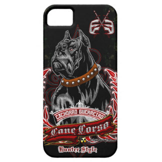 Cane Corso iPhone 5 Covers