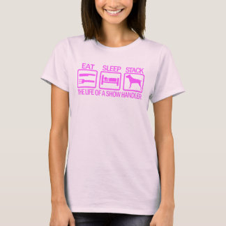 Cane Corso Pink w/logo T-Shirt
