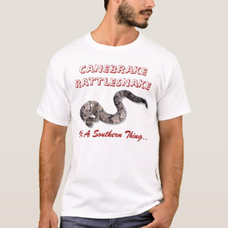 canebrake, CANEBRAKERATTLESNAKE, It's A Souther... T-Shirt