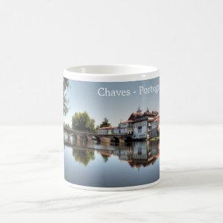Caneca Chaves - Portugal Coffee Mug