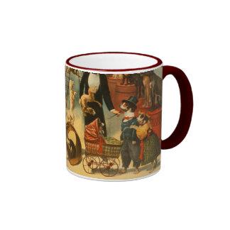 Canine Circus - Theater Mug #5