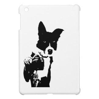Canine Photographer iPad Mini Covers