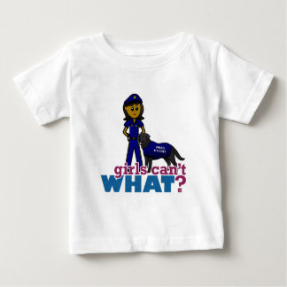 Canine Police Officer Baby T-Shirt