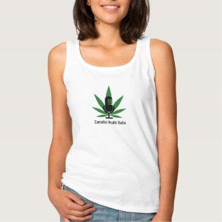 Cannabis Health Radio - Ladies Tank Top