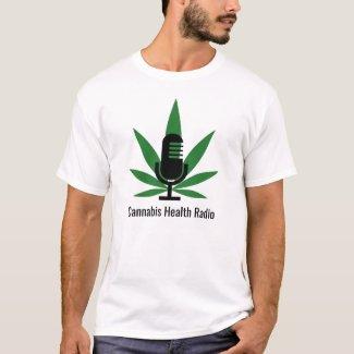 Cannabis Health Radio - Men's T-Shirt