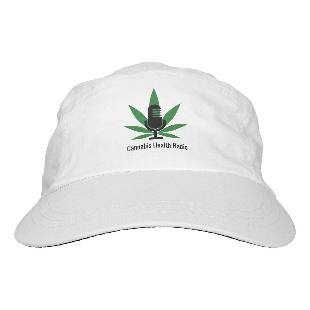 Cannabis Health Radio - White Cap