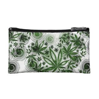 Cannabis Pouch Makeup Bags