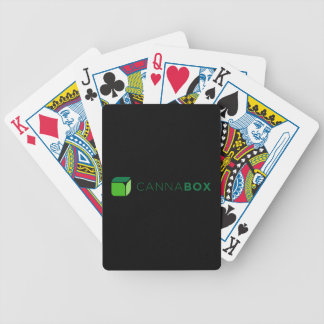 Cannabox Swag Bicycle Playing Cards