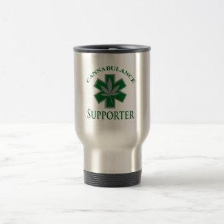 CANNABulance Supporter Travel Mug