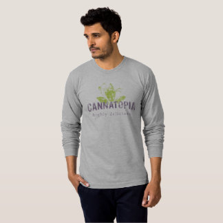 Cannatopia Men's Long Sleeve Shirt