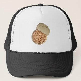 Canned tuna trucker hat
