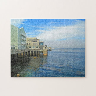 Cannery Row Jigsaw Puzzle