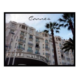 cannes martinez postcard
