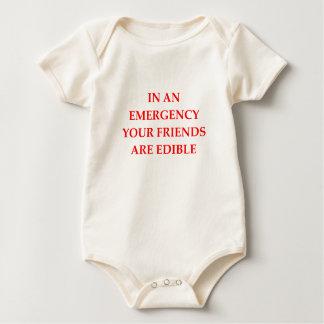 CANNIBAL BABY BODYSUIT