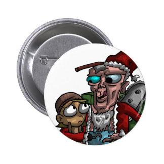 Cannibal Claus Pins