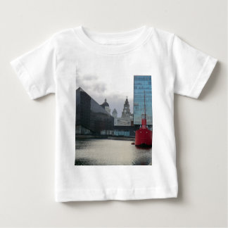 Canning Dock Liverpool Baby T-Shirt