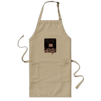Canning, Mason Jars, Canned Vegetables Long Apron
