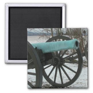 Cannon at Antietam Magnet