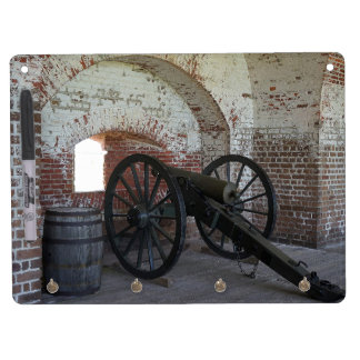 Cannon at Fort Pulaski Dry-Erase Whiteboards