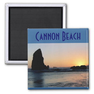 Cannon Beach Magnet