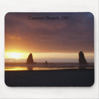 Cannon Beach, OR Mouse Pad