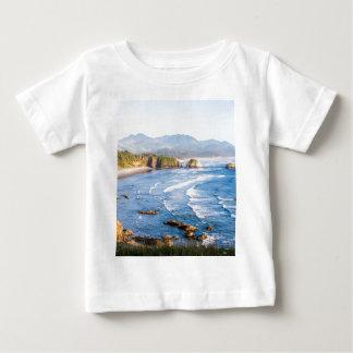 Cannon Beach Oregon Baby T-Shirt