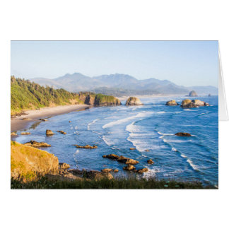 Cannon Beach Oregon Card