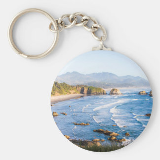 Cannon Beach Oregon Keychain