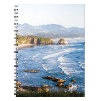 Cannon Beach Oregon Notebook