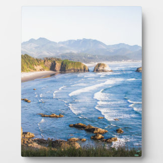 Cannon Beach Oregon Plaque