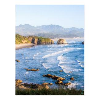 Cannon Beach Oregon Postcard