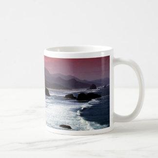 Cannon Beach, Oregon, U.S.A. Coffee Mugs