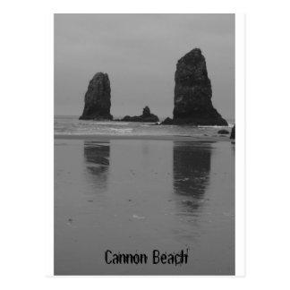 Cannon Beach Post Card