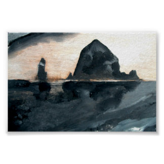 Cannon Beach Poster