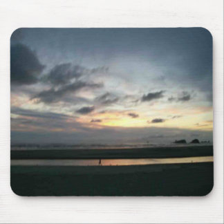 Cannon Beach Sunset Mouse Pad