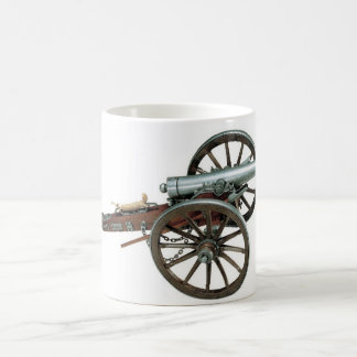 cannon coffee mug