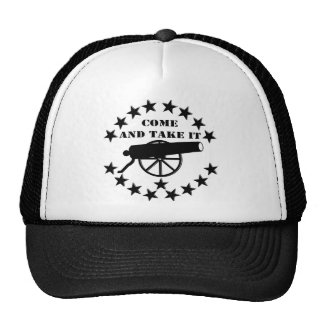 Cannon Come And Take It 2nd Amendment #2 Trucker Hat