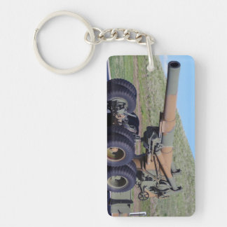Cannon Keychain