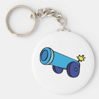 Cannon Keychain