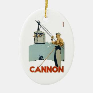 Cannon Mountain Ornament