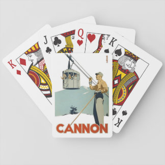 Cannon Mountain Playing Cards