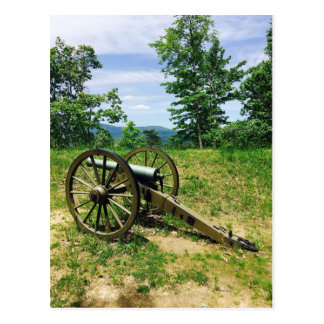 Cannon Postcard