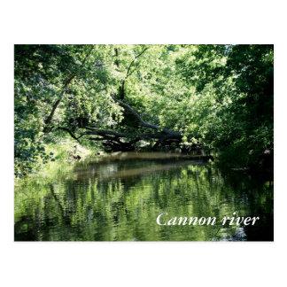 Cannon river post card