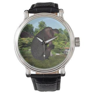 Cannonball Hippo Wristwatch