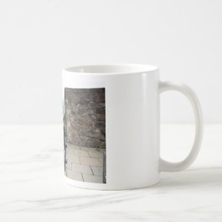 Cannons and cannon balls coffee mug